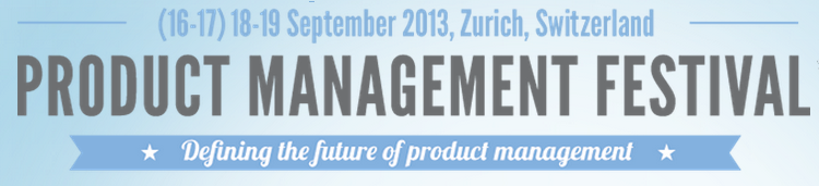 Product Management Festival 2013